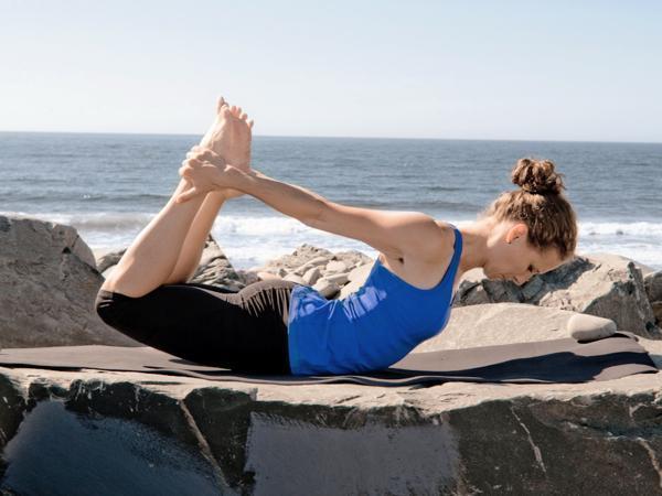 Health and wellness benefits of yoga