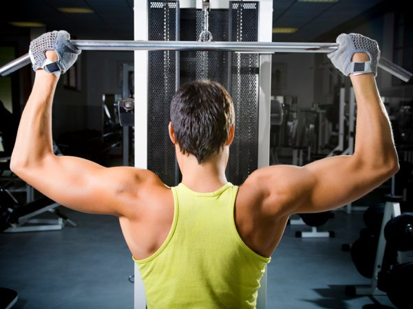 Men's workout: 5 tips to getting fit